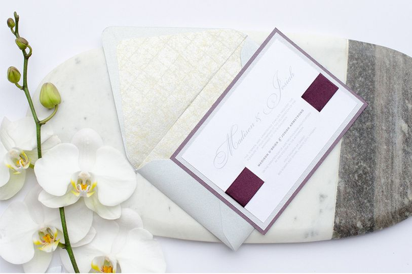 simply chic invitations collection09