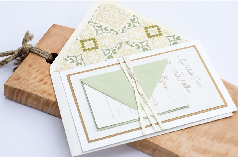 simply chic invitations collection37