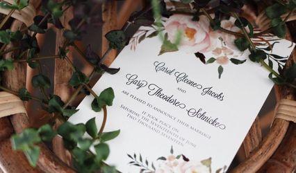 Beautiful Wedding Announcements
