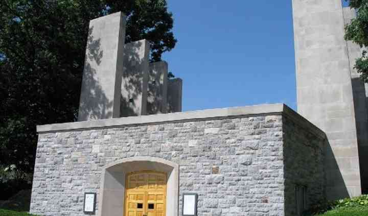 War Memorial Chapel and Events at Virginia Tech