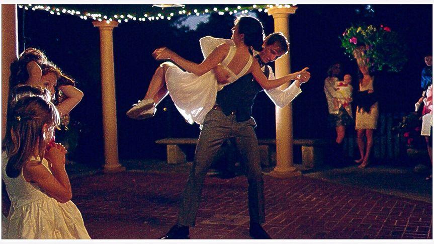Couple dancer