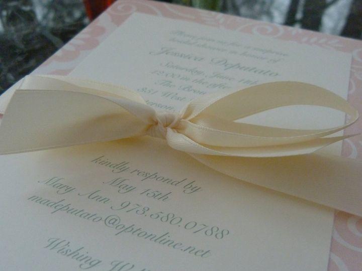 Tmx 1346185436602 P1220865 Wayne wedding invitation