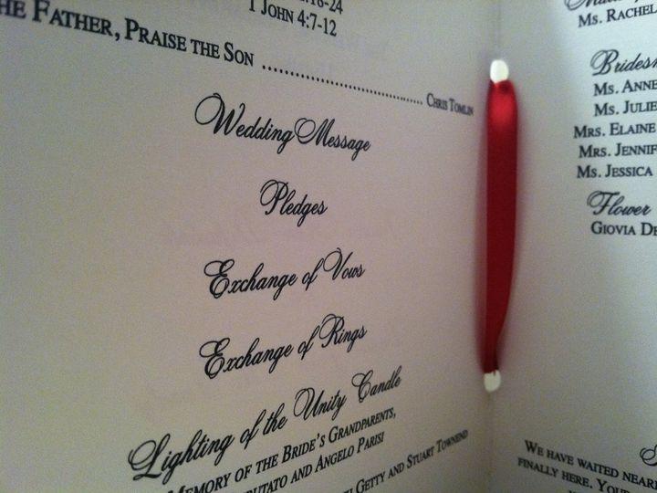 Tmx 1346186695267 IMG1367 Wayne wedding invitation