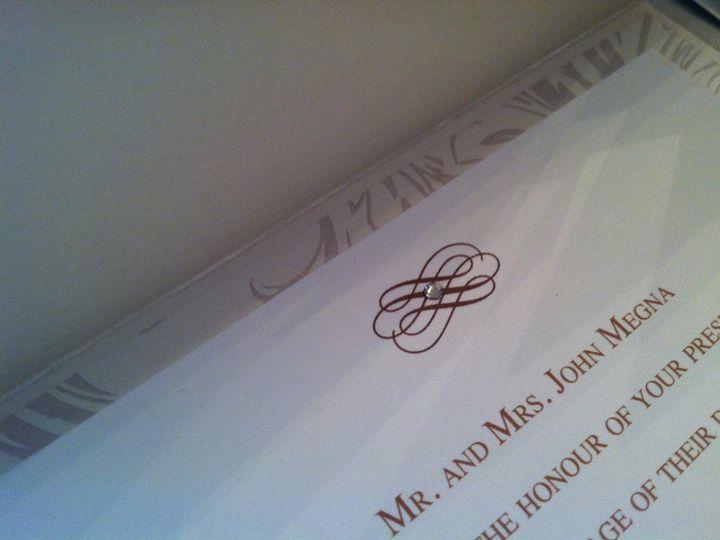 Tmx 1346186771693 IMG3192 Wayne wedding invitation