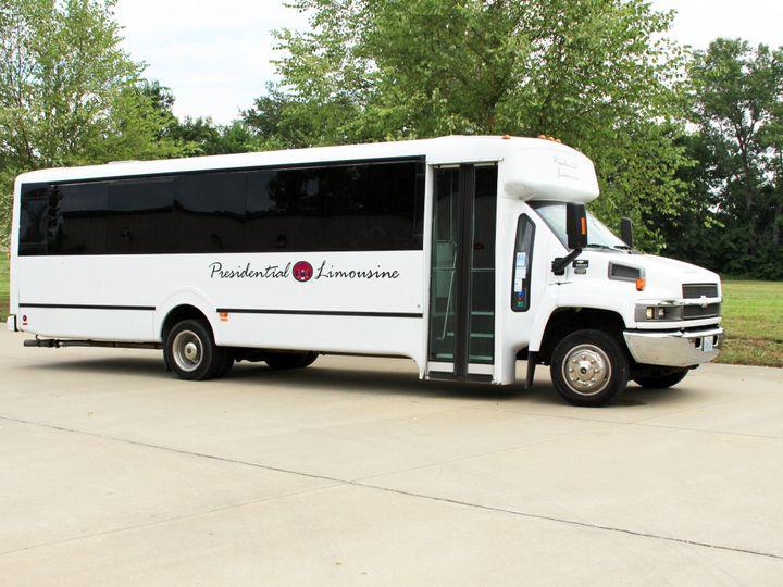Tmx 1384209471630 Big Bu Villa Ridge, MO wedding transportation
