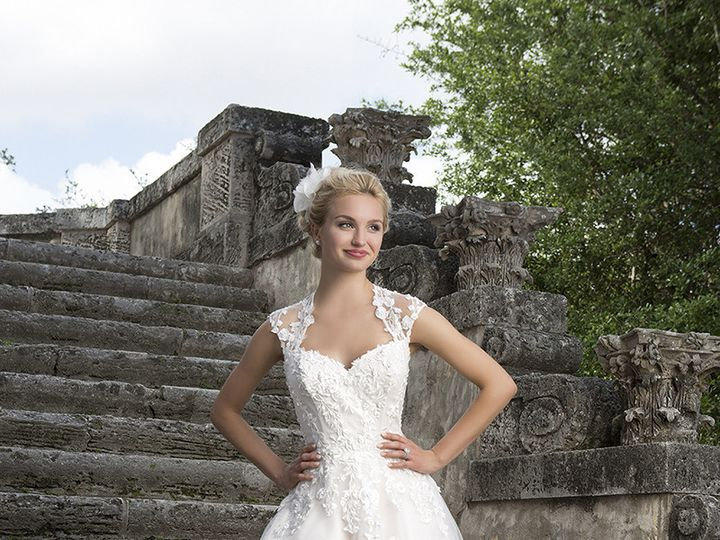 Tmx 1448001662378 3875061 Valley Cottage wedding dress