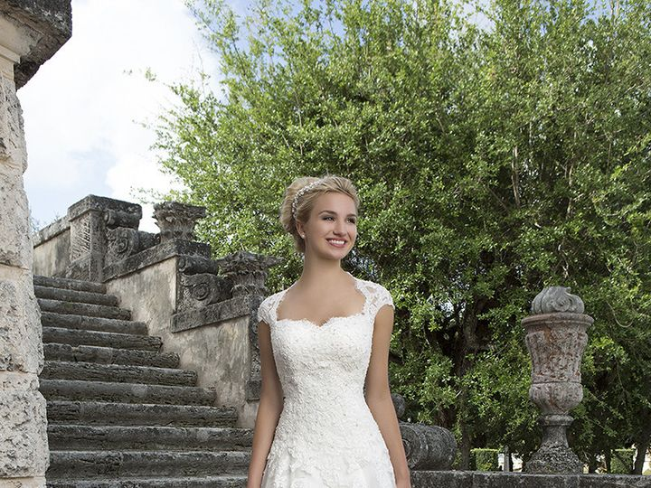 Tmx 1448005283875 3906129 Valley Cottage wedding dress