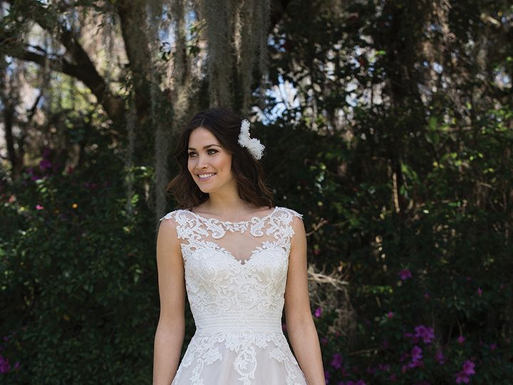 Tmx 1472047724471 39351 Valley Cottage wedding dress