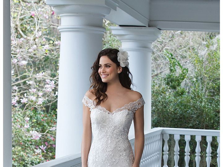 Tmx 1472048879487 39381 Valley Cottage wedding dress