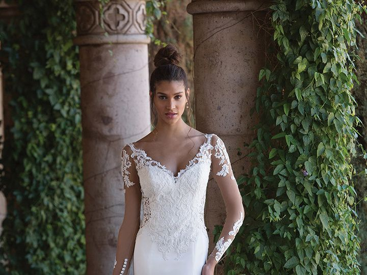 Tmx 1504704355218 Sin4015ff Valley Cottage wedding dress