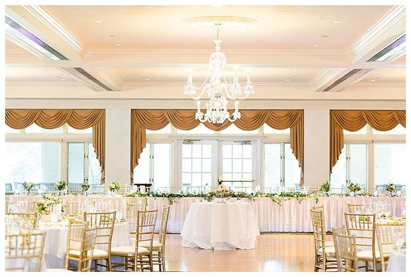 Grand Ballroom- Head Table