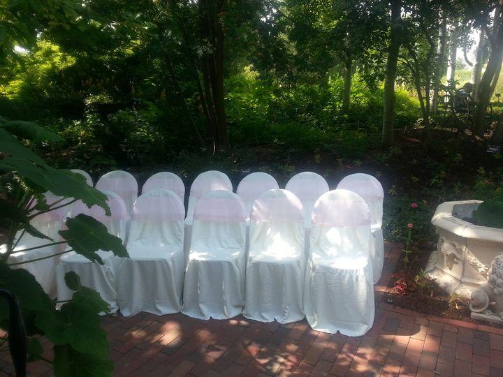 Tmx 1425589944990 Ivory And Pink Botanic Gardens Littleton wedding rental