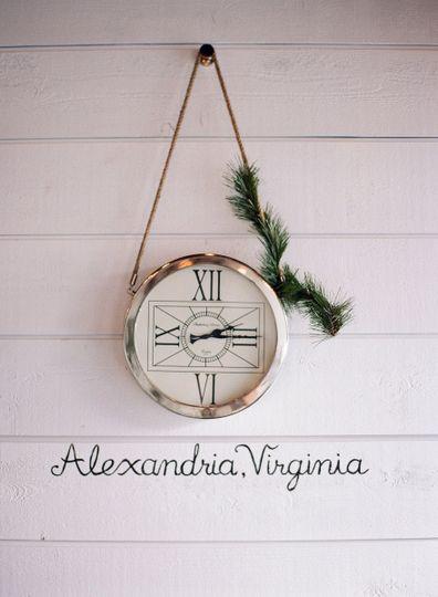 Venue clock
