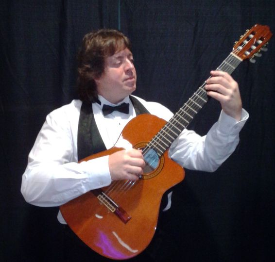 Jeff Scott Guitarist & DJ Ceremony & Reception music