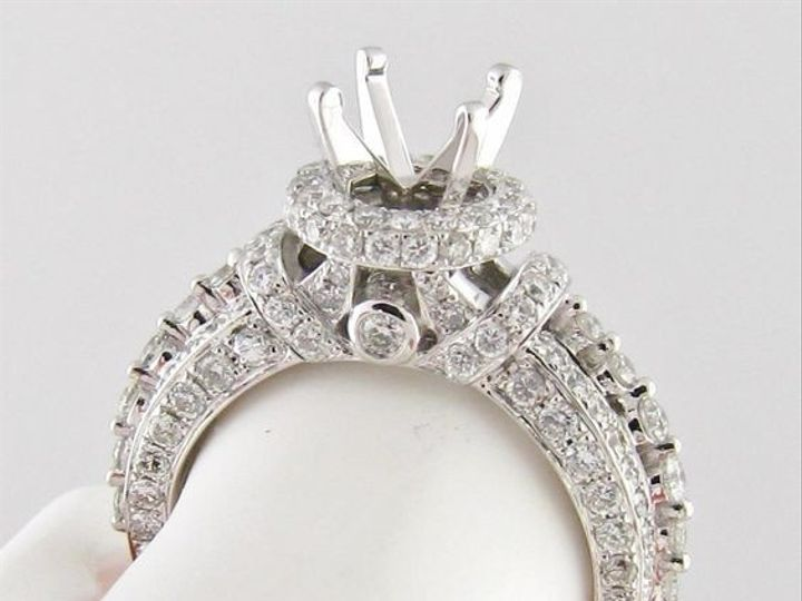 Tmx 1484250498337 Pin Semi Mount Cary wedding jewelry