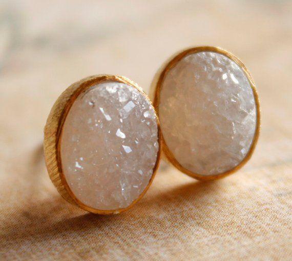 Tmx 1339638241628 GoldOvalDruzyEar Seattle wedding jewelry