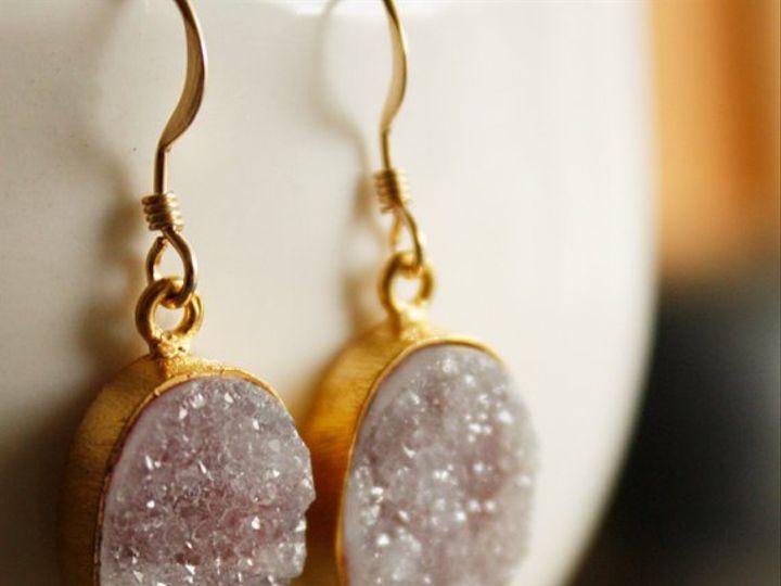 Tmx 1339638264370 MauveDruzySlice Seattle wedding jewelry