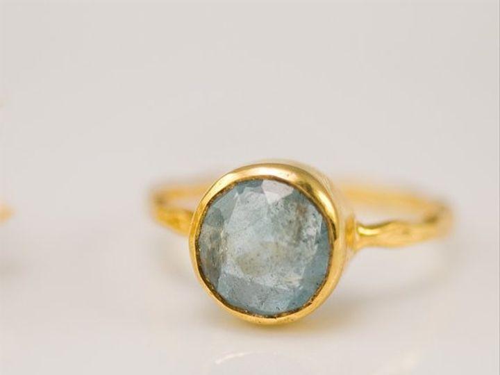Tmx 1339638652155 AquamarineRound Seattle wedding jewelry