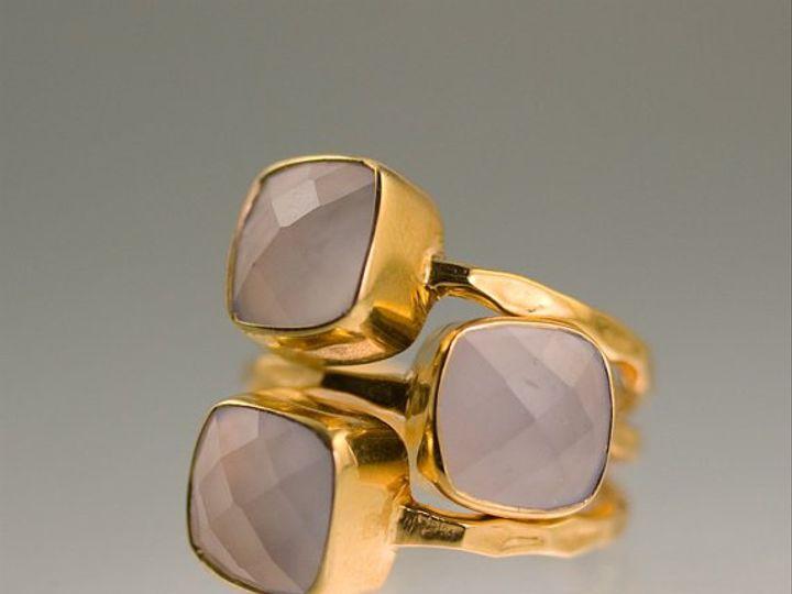 Tmx 1339638665011 BlueCHStackable Seattle wedding jewelry