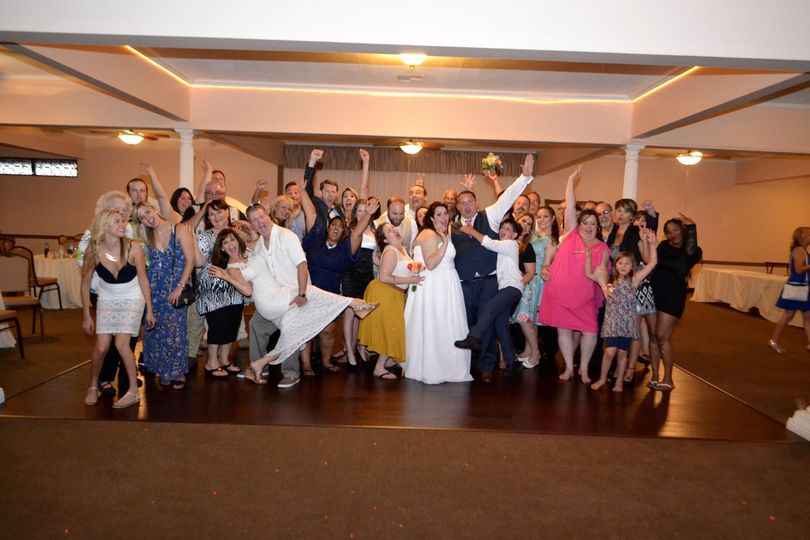 What a Wedding Celebration!