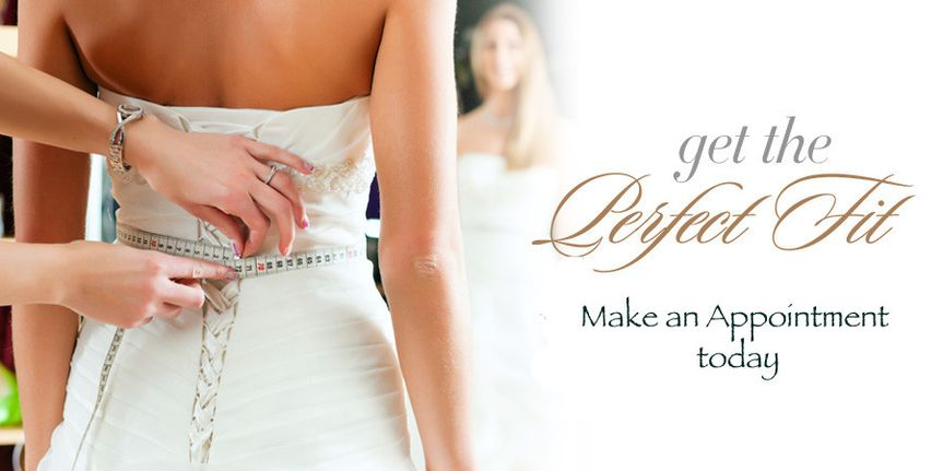 Alterations more dress attire toledo oh weddingwire for Wedding dresses toledo ohio