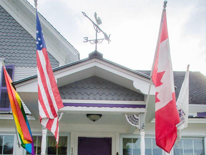 Tmx 1475156717357 Frontdoor Montgomery Center, VT wedding venue