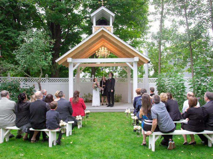 Tmx 1475156784526 Ringingthebell Montgomery Center, VT wedding venue