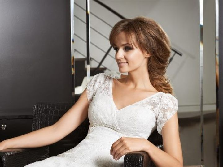 Tmx 1388089651623 Heveliu Chatham, NJ wedding dress