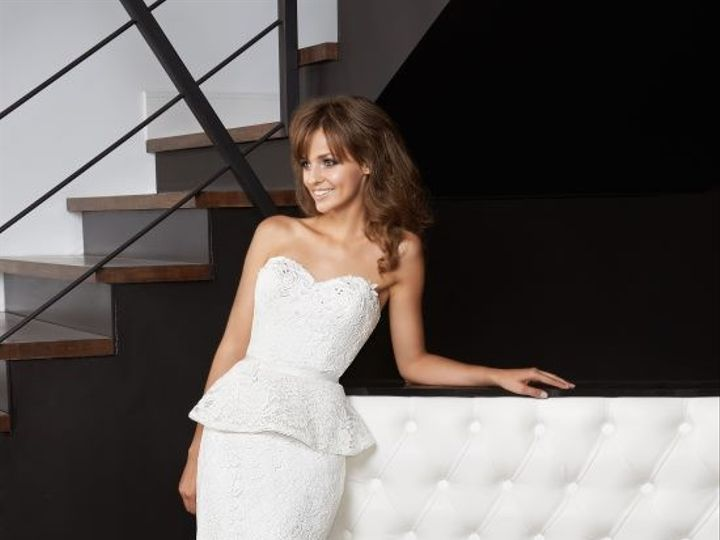 Tmx 1388089654080 Macaren Chatham, NJ wedding dress