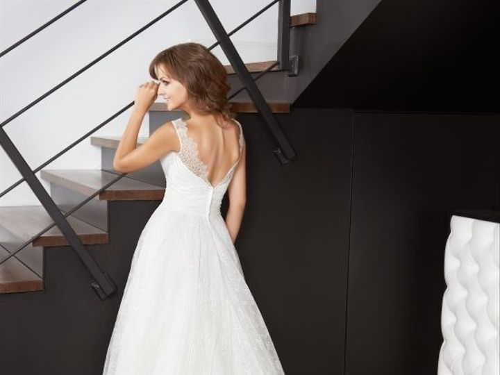 Tmx 1388089658481 Magenta Bac Chatham, NJ wedding dress