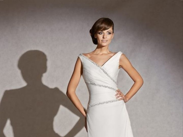 Tmx 1388089708973 Rhian Chatham, NJ wedding dress