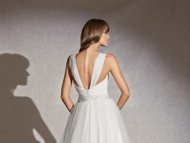 Tmx 1388089710959 Ribera Bac Chatham, NJ wedding dress