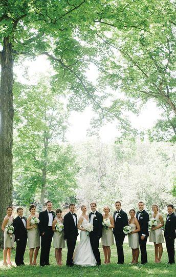 Oconomowoc Lake Club Wedding