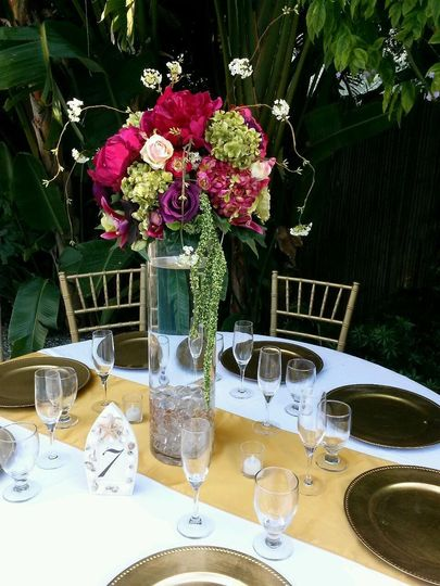 Elaine's Silks, Inc. Wedding & Party Rentals