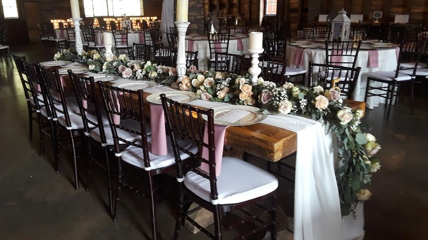 Table Garland Decorations