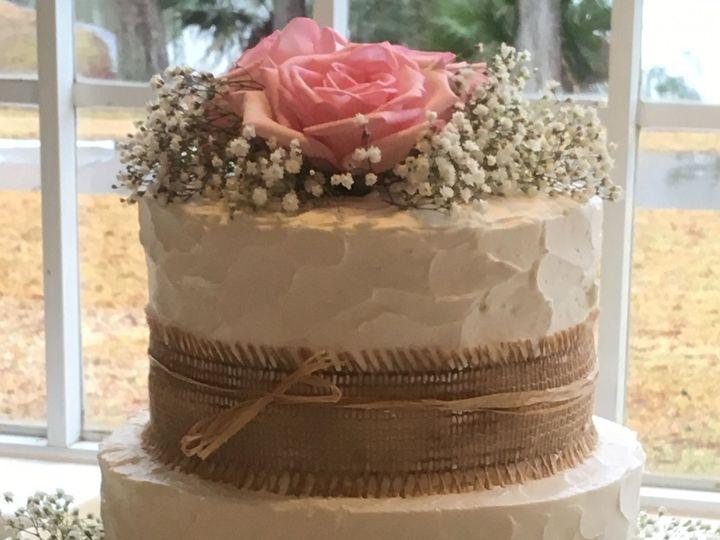 Tmx 1534006076 44dd5c9bed3ae190 1534006074 080c583270a0eb2c 1534006071723 1 IMG 0271 Cake Topp Houston, TX wedding florist