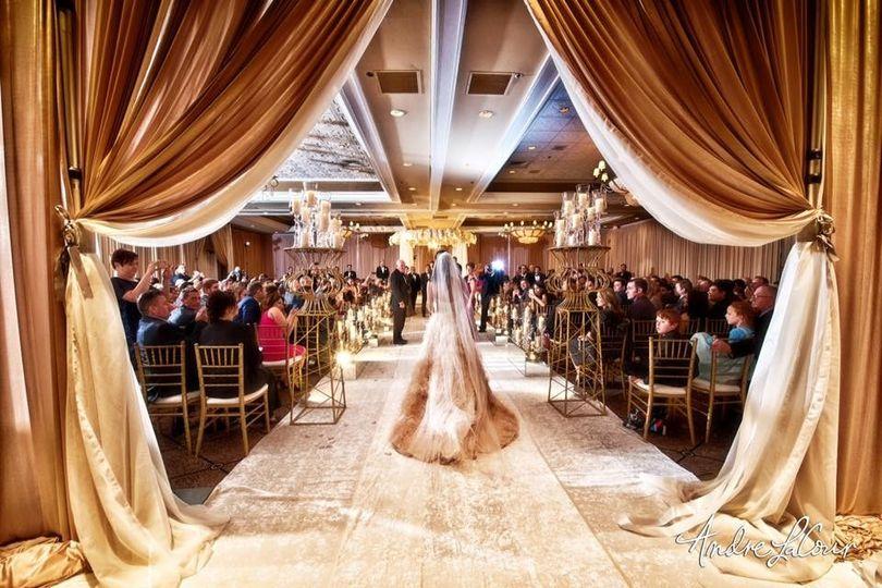 Wedding processions