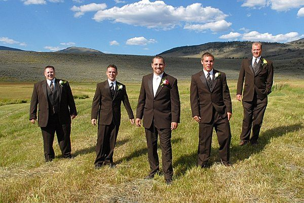 Silverthorne, Colorado - Longs Ranch Wedding