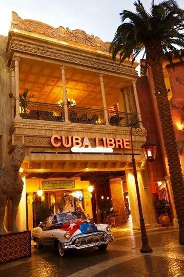 Cuba Libre Restaurant and Rum Bar