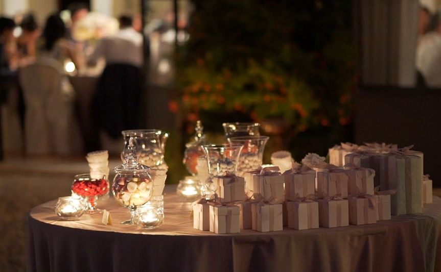 Sweet Table lights