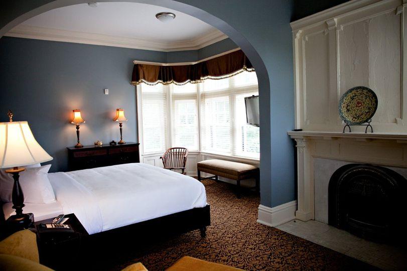 Luxury accommodations