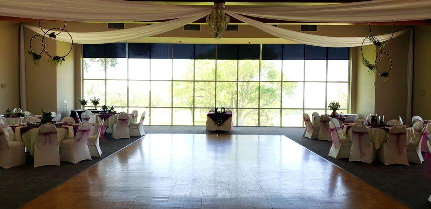 Rio Grande Ballroom Reception