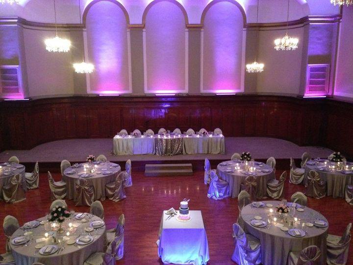 Tmx 1431019279799 Ballroom Setup2   Copy Sharon, PA wedding venue