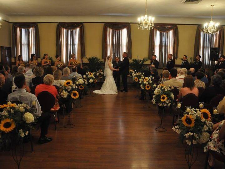 Tmx 1431019289344 Ceremony3   Copy Sharon, PA wedding venue