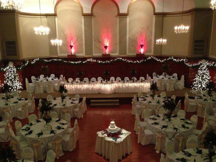 Tmx 1431019443810 Christmas Wedding Ballroom   Copy Sharon, PA wedding venue