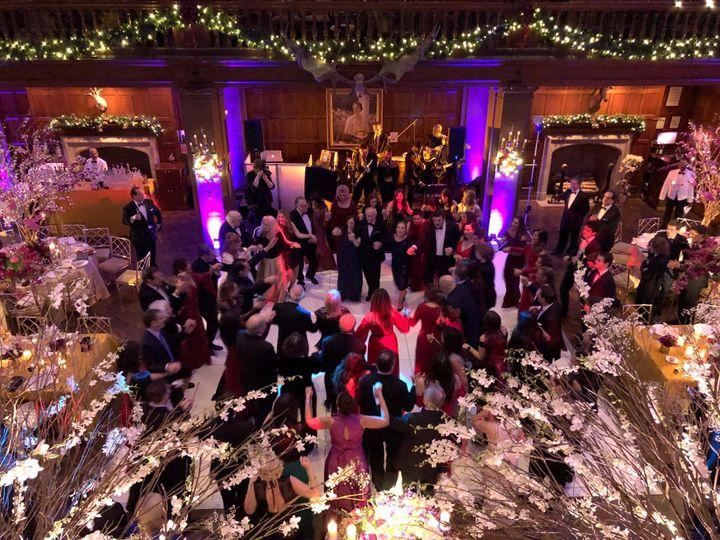 Harvard Club Wedding