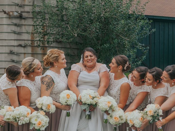 Tmx 1510433633466 Renwellswedding 96 Lagrangeville, NY wedding florist