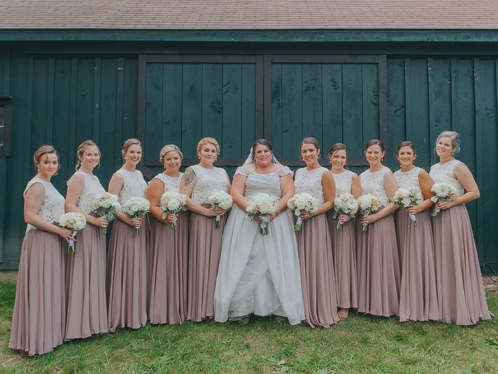 Tmx 1510433644685 Renwellswedding 67 Lagrangeville, NY wedding florist