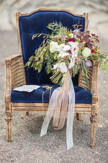 Chair decoration