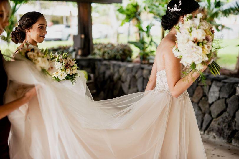 Bridesmaids Love